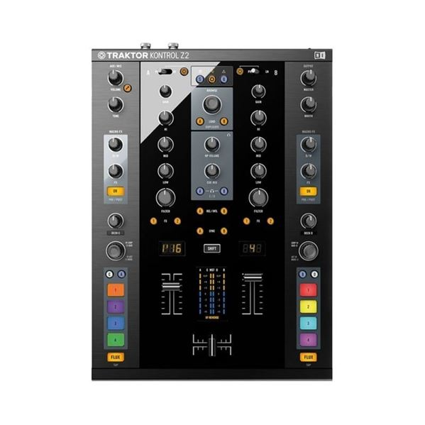 تصویر Native Instruments Traktor Kontrol Z2  کنترلر دی جی