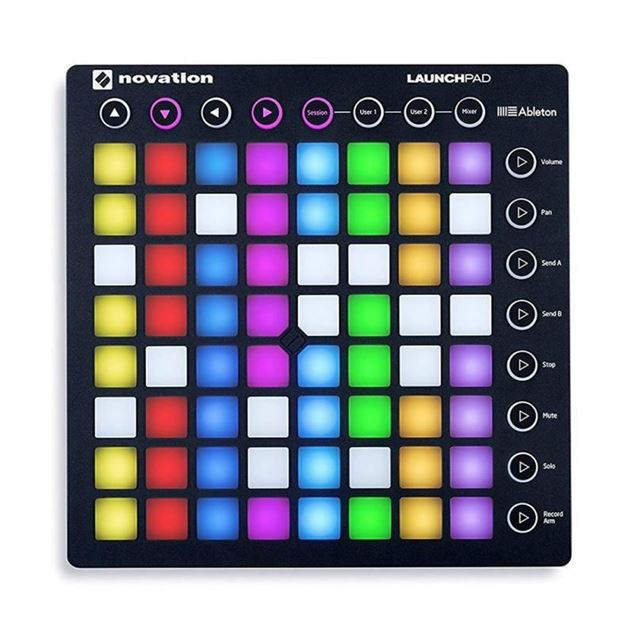 تصویر Novation Launchpad MK2 میدی کنترلر