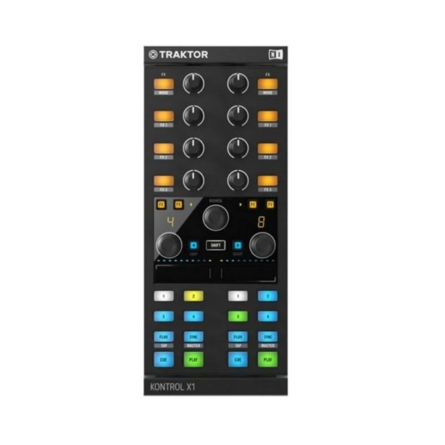 تصویر Native Instruments Traktor Kontrol X1 کنترلر دی جی