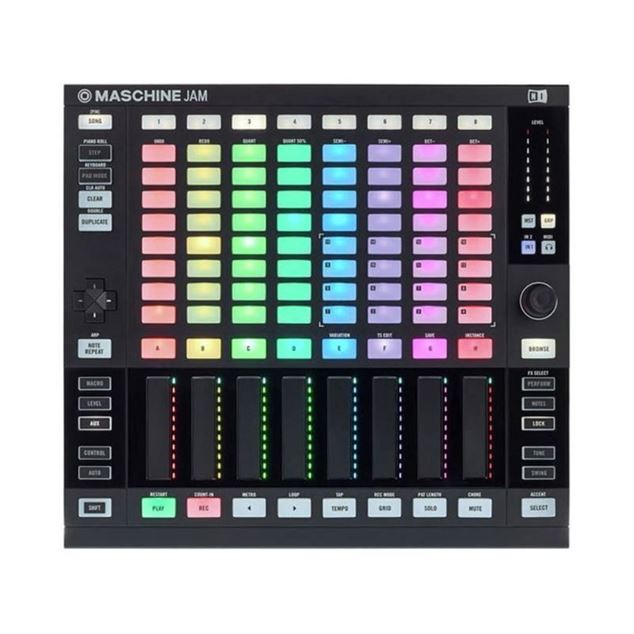 تصویر Native Instruments Maschine Jam کنترلر دی جی