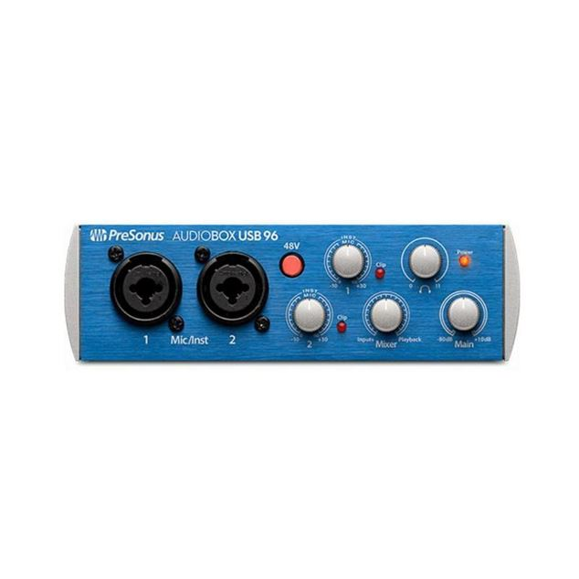 تصویر Presonus Audio box 96 USB  کارت صدا