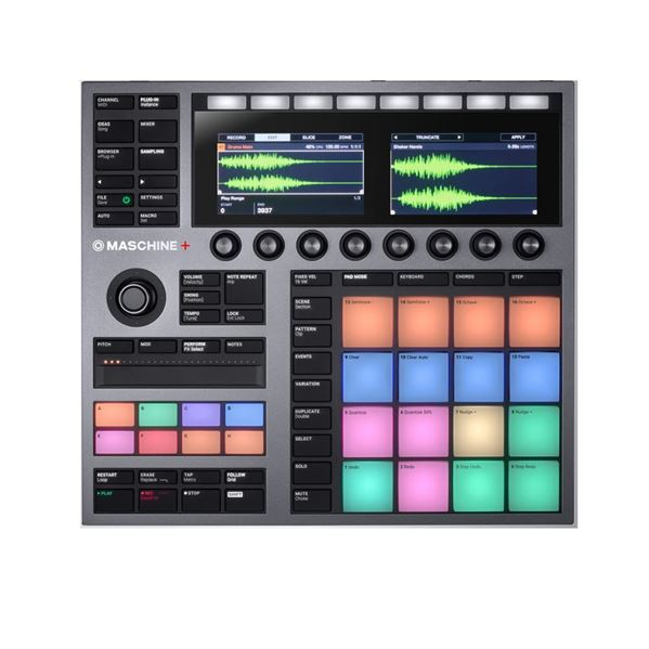 Native Instruments Maschine Plus