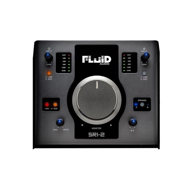 تصویر Fluid Audio SRI-2 کارت صدا